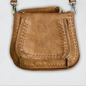 Altar'D State Leather Shoulder Bag